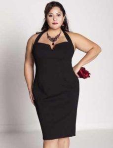 fekete ujjatlan ruha