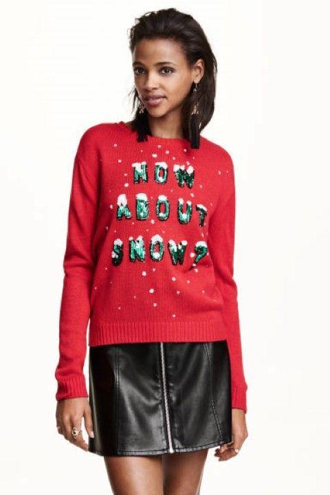 Karácsonyi pulóverek - Makausz Divat a0ff3f2b19